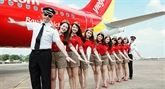 Vietjet vise à transporter plus de 20 millions de passagers en 2020