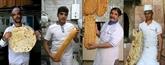 À Téhéran, dans les fours des boulangers, un pain nommé