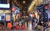 Le nombre de visiteurs étrangers en baisse de 55,8% au premier semestre