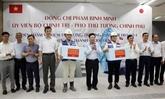 Le vice-PM Pham Binh Minh examine le projet de métro Bên Thành-Suôi Tiên