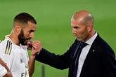 Espagne : Benzema, lumineux, ouvre la voie du titre au Real Madrid