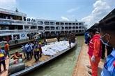 Bangladesh : au moins 30 morts dans le naufrage d'un ferry