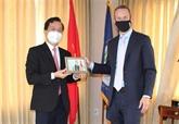 Le Vietnam intensifie ses liens de coopération avec les États-Unis