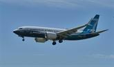 Le MAX 737 a fait un premier vol pour assurer sa survie