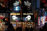 Les théâtres de Broadway fermés au moins jusqu'en janvier 2021