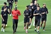 Paris SG : Thiago Silva, Choupo-Moting et Rico prolongent jusqu'à la fin de la saison