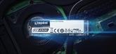 Kingston lance une nouvelle génération de SSD NVMe PCIe KC2500