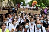 France : l'hôpital redescend dans la rue pour quelques milliards de plus