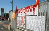 Réunion à l'Élysée pour plancher sur des solutions face à la crise