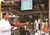 Hung Hoc sauvegarde la production de bateaux de pêche