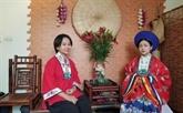 Une Vietnamienne fait revivre les costumes d'antan du pays