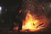 La danse du feu des Dao à Diên Biên