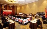 ASEAN : le renforcement de la coopération économique au menu des ministres à Hanoï