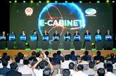 Viettel e-Cabinet remporte le prix Sao Khuê 2020
