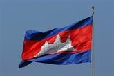 Le Cambodge adopte des projets de loi contre le blanchiment d'argent et l'arme de destruction