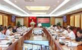 La Commission de contrôle du CC du PCV sanctionne plusieurs hauts dirigeants