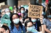 Après le virus, les soignants rejoignent la lutte contre le racisme