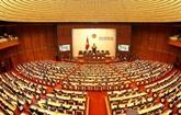 L'AN devra adopter les résolutions sur l'EVFTA