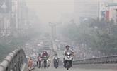 Particules fines : le Vietnam prêt pour la lutte contre la pollution de l'air