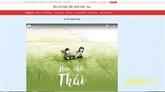 Un site Web pour apprendre la langue thai