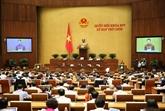 Assemblée nationale : la 9e session débute sa deuxième phase en réunion