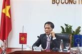 Le Vietnam et l'UE parlent de l'entrée en vigueur de l'EVFTA