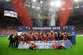 Foot : Maracineanu n'exclut pas un plus large public pour les finales de Coupes
