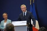 Le gouvernement français dévoile un plan de soutien de 15 milliards d'euros au secteur aéronautique