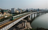 Hanoï prévoit d'opérer le train urbain Cat Linh - Hà Dông en 2020