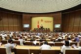 Approbation de la résolution sur le programme de supervision de l'AN en 2021