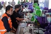 La situation pandémique dans certains pays d'Asie du Sud-Est