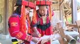 Les femmes Pà Then préservent le tissage traditionnel
