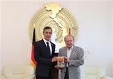 Un livre sur le Président Hô Chi Minh d'un journaliste allemand