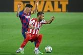 Espagne : l'Atlético Madrid enterre presque les espoirs de titre du Barça