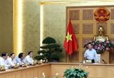 Le PM Nguyên Xuân Phuc demande de contrôler l'IPC au-dessous de 4%