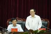 La province de Diên Biên mène efficacement des affaires étrangères