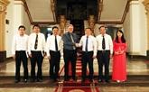 Hô Chi Minh-Ville souhaite booster ses liens avec le Danemark