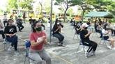 Le Vietnam n'a pas de transmission communautaire pendant 85 jours