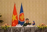 Le Vietnam à la réunion des commandants de l'armée de terre de l'ASEAN
