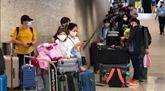 Les 346 Vietnamiens bloqués aux États-Unis sont rapatriés à Hanoï
