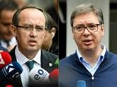 Sommet virtuel entre la Serbie et le Kosovo pour reprendre le dialogue