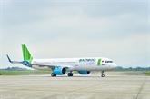 Bamboo Airways, la plus ponctuelle des compagnies aériennes vietnamiennes