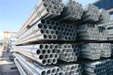 Chercher à promouvoir les exportations d'acier vers les États-Unis