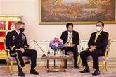 Les États-Unis et la Thaïlande signent une Déclaration de vision stratégique
