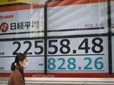 La Bourse de Tokyo ouvre en baisse, la résurgence du COVID-19 inquiète
