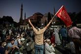 Turquie : Sainte-Sophie transformée en mosquée mais restera ouverte aux visiteurs