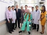 Coronavirus : le patient 91 sort de l'hôpital après 115 jours de traitement