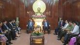 Le Laos appelle les entreprises de Cân Tho à investir dans l'agriculture