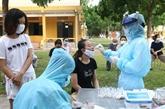 Le Vietnam ne détecte aucun nouveau cas dimanche matin