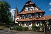 En Alsace, le village primé de Hunspach face à l'arrivée soudaine des touristes